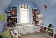 Kid Room ideas / by Dontie Kidwell