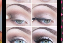 My makeup <3 / by Macie Gehrke