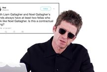 Noel Gallagher / I love him so much, he needs his own board now