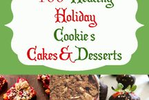 Healthy Holiday Goodies