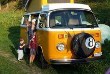VW Eurovan campers