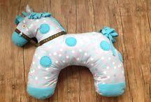 игрушки-подушки