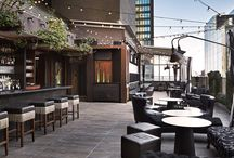 Restaurant outdoors