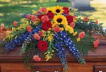 funeral flower options