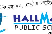 Hallmark Public School / The Hallmark Public School is affiliated to CBSE and one of the Best school in Panchkula. Also Provide good education among all CBSE schools and offers the allied national curriculum.