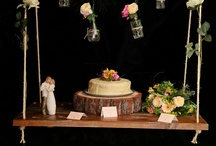 Cake table / by Elite Wedding and Event Planning