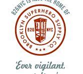 826NYC Brooklyn Superhero Supply Co.