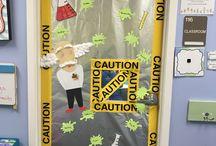 Preschool Doors