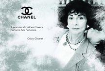 Coco Chanel / Coco's Quotes