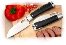 Folding chefs knife