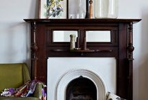 Fireplaces / by oldhouses.com