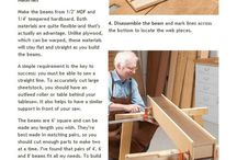 Wood, torsion beams