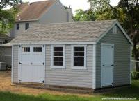 Amish Sheds - Homestead Stuctures / What is an Amish Shed? A shed made by the Amish! Homestead Structures is located in the heart of Lancaster County's Amsih country, and here are just a few of our storage sheds...