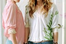 Blouses, tops, shirts