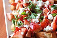!!Vegetarian Recipe Mosaics / Vegetarian Recipes