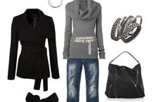 Fashionista.. I wish! / Wish I could pull this off :P I need a shopping Buddy stylist to help, any volunteers?
