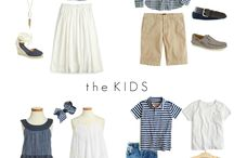 What to Wear: Family SUMMER