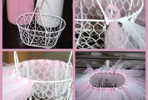 easter basket ideas / by Diana White-Jester