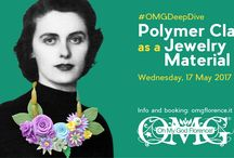 #OMGDeepDive - Polymer Clay as a Jewelry Material