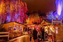 Lumières de Noël à Montbéliard / Emilie, auteur/auteure du blog The Flying Dutchwoman, a séjourné à Montbéliard #blog #voyage #noel #franchecomte