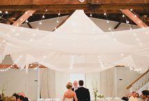 Esküvői dekorációk