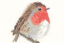 Cross stitch | Haft krzyżykowy