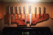 Messerwandhalter