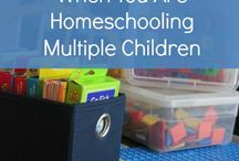Homeschooling *Organization*