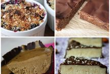 Desserts / by Cindy Blackman