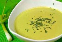 soupes et veloutés