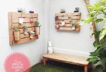 Vertical Garden Inspiration