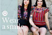 Ethnic Wear/ Handmade /boho chic / Ethnic wear Handmade embroidered Slow fashion Fair trade