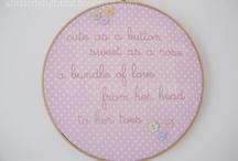 Baby words  / by Slynn Tew