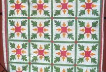 Oak Leaf Quilts / Oak Leaf Quilts
