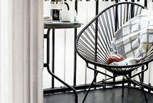balcony !