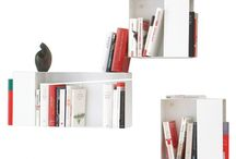 Media storage and Display / Front expose CDs / DVDs, audio books and games with our browser-friendly furniture.