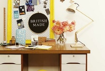 Craft/Office Corner / by Kaley Kendall