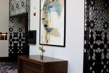 Installations of my work