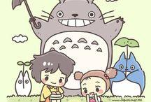 ♡ Studio Ghibli ♡ / by Shay Lewis