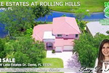 Davie FL Homes for Sale by Patty Da Silva of Green Realty Properties