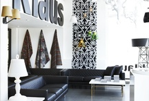 KLAUS SHOWROOM MAY 3RD / Set up for Marcel Wanders event