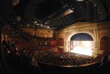 Deelnemende theaters / De deelnemende theaters aan Theater na de Dam