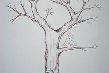 Sormenjälki puu