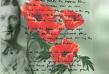 The Bookman Remembers / Rememberance Day/Veterans Day appropriate books and quotes.