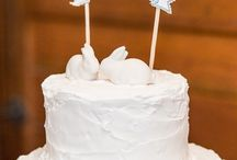 Wedding Cakes / Everyone needs the perfect cake for their wedding day