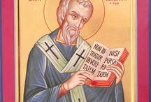 św. Augustyn/ st. Augustine of Hippo