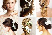 Wedding hairs / Hair