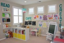 Craft room/ play room
