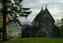 Churches / by Kay Johnson