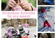 activities / by Crystal Carpenter